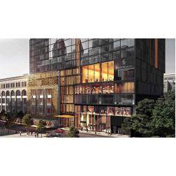 Four Season Hôtel Montréal maintenant ouvert