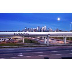 T.O.M.: En 2025, la première ligne d'Hyperloop verra le jour au Canada
