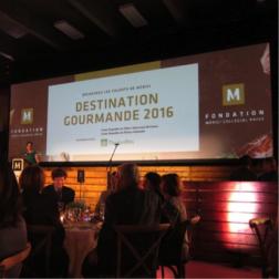 Destination Gourmande 2016: Pour et par la relève touristique du collège Mérici