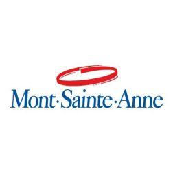 Le Mont-Sainte-Anne est en feu!