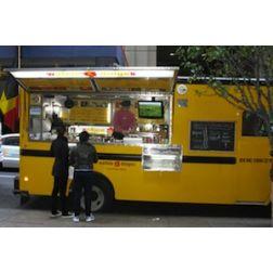 Cuisine de rue: Montréal dévoile ses 27 choix