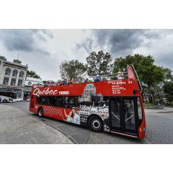 Succès monstre pour les bus rouges à Québec