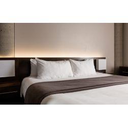 COVID-19 : Quand les hôtels changent de vocation