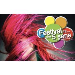 Festivals et événements: 13 000$ au Festival des 5 sens de la MRC de Bécancour