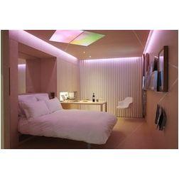 Une chambre d'hôtel personnalisable