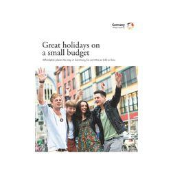 Brochure touristique pour les petits budgets