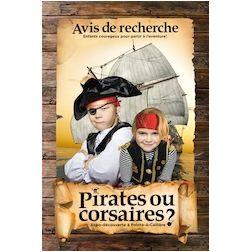 Nouvelle exposition de Pointe-à-Callière : Pirates ou corsaires?