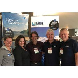 Tourisme Saguenay-Lac-Saint-Jean coopération avec la Norvège