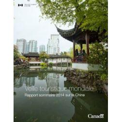 L'énorme marché touristique émetteur de la Chine est prometteur pour le Canada