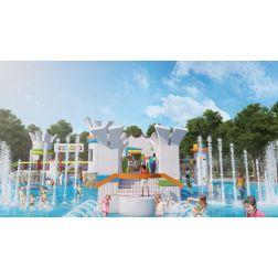 3 M$ au parc Calypso: FUNTANA une nouvelle attraction dédié aux tout-petits
