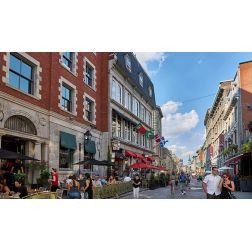 Montréal investit 4,5 M$ pour soutenir la restauration et les bars