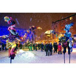 Votez pour le Carnaval de Québec en nomination dans le USA TODAY