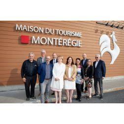 Nouveau CA et Bilan touristique: Tourisme Montérégie
