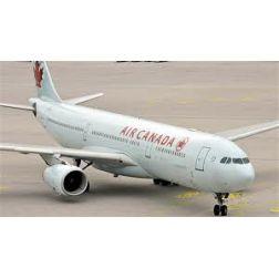 Air Canada et WestJet: coefficients d'occupation records
