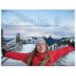 Novembre 2014 : l'essentiel des voyages au Canada