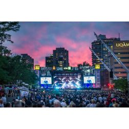 1,7 M$ Festival international de jazz de Montréal
