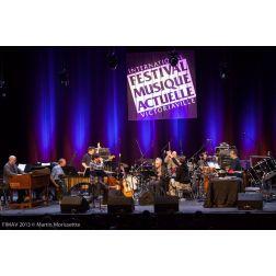 342 000$ au Festival international de musique actuelle de Victoriaville