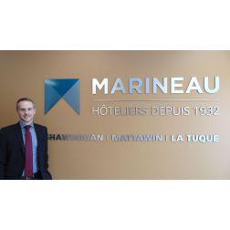 La chaîne hôtelière Hôtels Marineau est vendue...