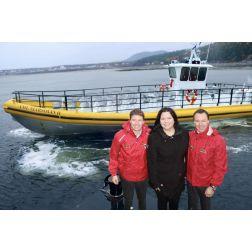 Plus de 2 M$ pour le développement touristique de la région de Charlevoix dans le cadre de la Stratégie maritime