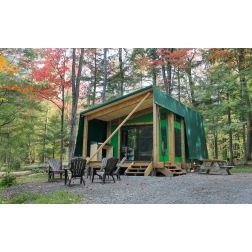 La Sépaq réinvente le prêt-à-camper au Québec