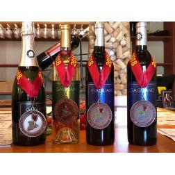 Le Vignoble Gagliano remporte quatre prix lors du concours Finger Lakes International Wine Compétition 2018