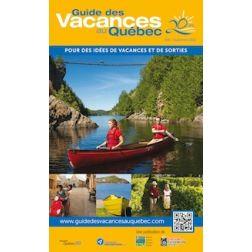 Le Guide des Vacances au Québec est arrivé!