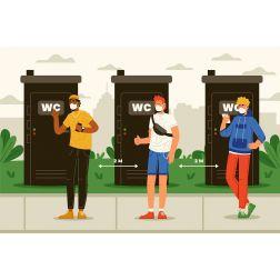 Chaire de tourisme Transat: Analyse - Toilettes publiques, ça presse!