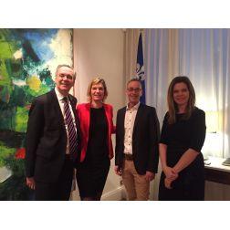 Un franc succès pour la première mission du MT Lab en France