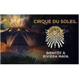 Cirque du Soleil : spectacle permanent en sol mexicain