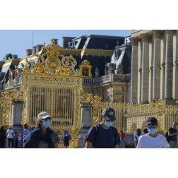 INTERNATIONAL: Sans touristes étrangers, la fréquentation de Versailles « s'écroule »
