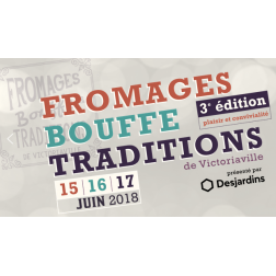 13 000 $ au festival Fromages, bouffe et traditions de Victoriaville