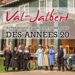 1,5 M$ au Village historique de Val-Jalbert