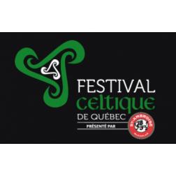 Festivals et événements touristiques  - Le gouvernement du Québec appuie le Festival celtique de Québec