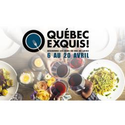 161 000$ pour le Festival Québec Exquis