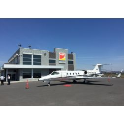 Vinci Aviation base un premier jet d'affaires à YQB