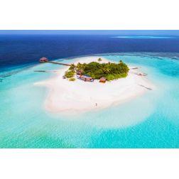 Insolite : dîner sous-marin dans les eaux turquoises aux Maldives