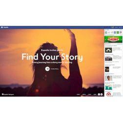 Expedia joue sur l'émotionnel pour vendre