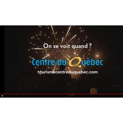 Québec et Montréal ont passé un weekend mémorable au Centre du Québec!