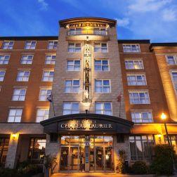 L'hôtel Château Laurier Québec invite les clients à réserver directement avec les hôtels
