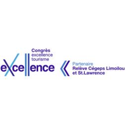 Congrès excellence tourisme: Partenaire Cégep de Limoilou et St. Lawrence