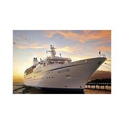 Premier navire de croisières à Sept-Îles