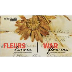 L'exposition Fleurs d'armes présente une nouvelle facette de la Première Guerre mondiale à Grand-Métis