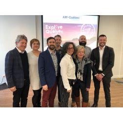 Congrès ARF-Québec 2019 - Un succès et une industrie unie - Explore Québec...