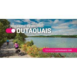 Campagne estivale Outaouais - «Passe en mode Outaouais»