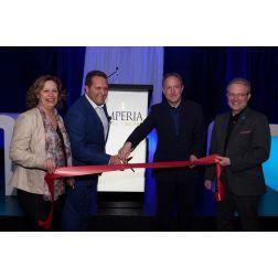 Inauguration de l'Impéria Hôtel & Suites à Boucherville