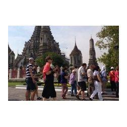 Malgré les tensions, les touristes sont présents