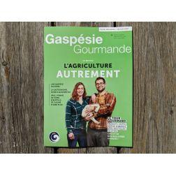 Gaspésie Gourmande: lancement du Guide-Magazine