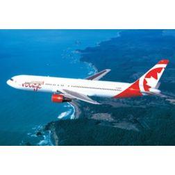 Air Canada rouge : le nouveau transporteur loisirs canadien