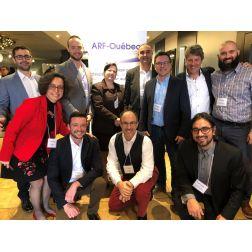 L'ARF-Québec: une participation record au congrès annuel 2018!
