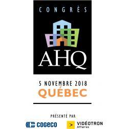 Congrès AHQ: Programme de la journée